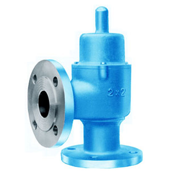 Pressure Relief Valve with Pipe Away
